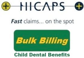 Hicaps Bulk Billing Child Dental Benefits