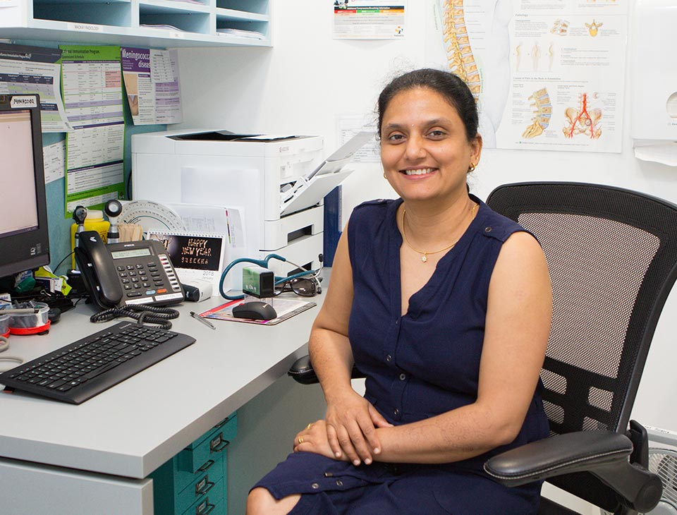 Dr Surekha Puri